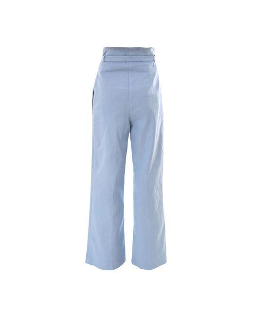 Trousers 03240732 Azul Michael Kors de color Blue