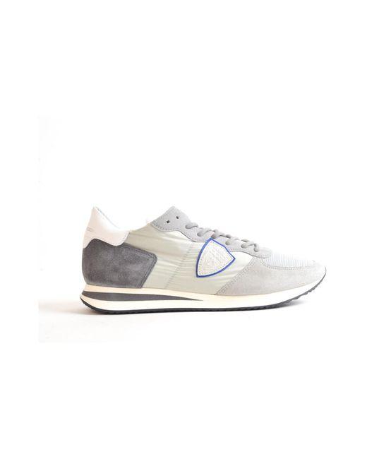 Philippe Model Sneakers in het Gray voor heren