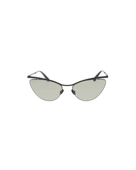 Mykita 'mizuho' Sunglasses in het Gray