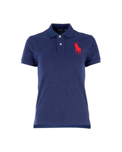 Chemise Polo Ferragamo pour homme en coloris Blue
