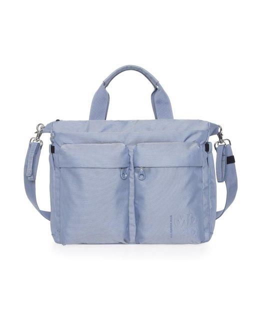 Mandarina Duck Borsone Baby Bag Md20 in het Blue