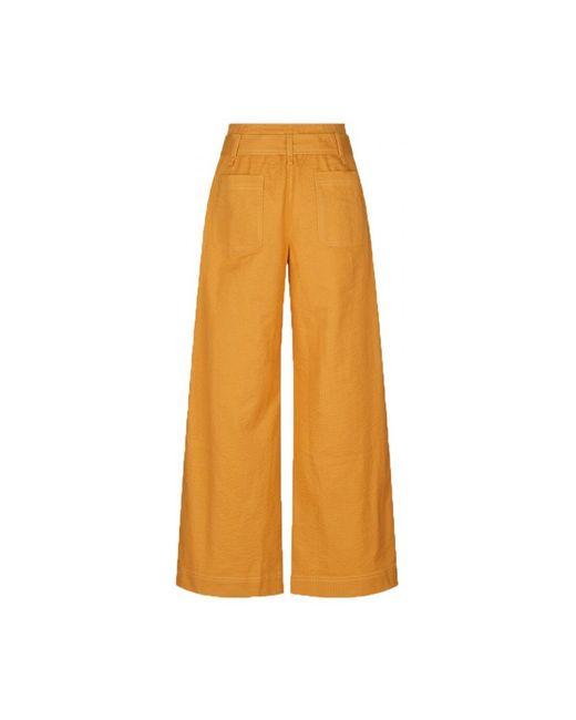 Numie Trousers 21688 Naranja Baum und Pferdgarten de color Orange