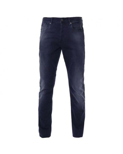 Pantalon Burberry pour homme en coloris Black