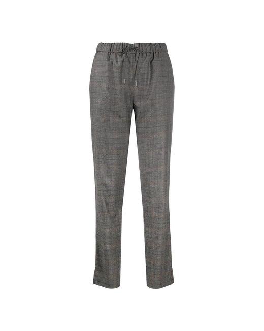 Fabiana Filippi Cropped Trousers in het Brown