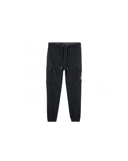 Calvin Klein Pantalón S in het Black voor heren