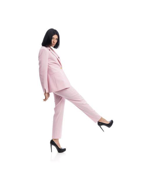 Giacca Rosa Boutique Moschino de color Pink