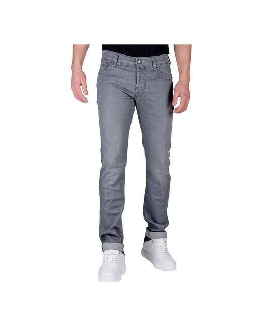 Jacob Cohen Jeans J688 Elasticizzato in het Gray voor heren