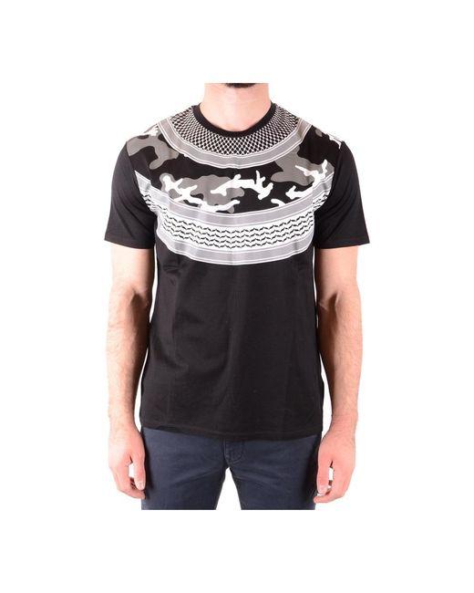 Neil Barrett T-Shirt in Black für Herren