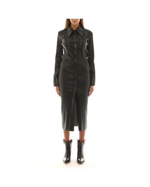 Nanushka Dress in het Black