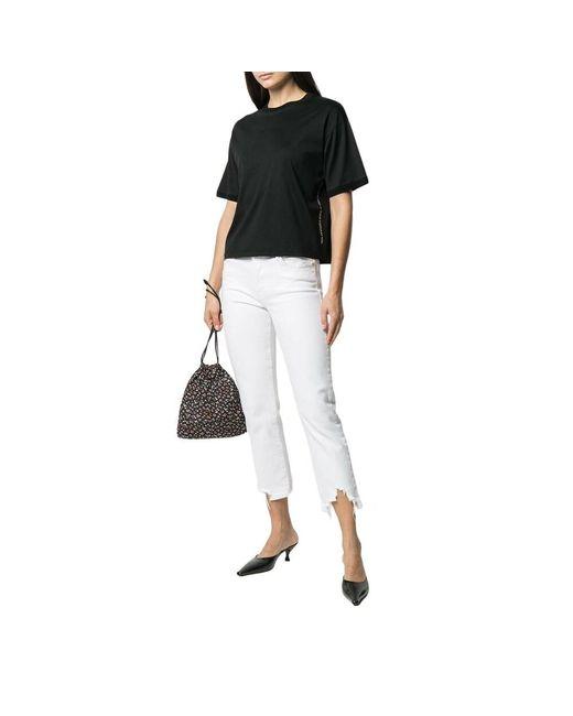 Karl Lagerfeld T-shirt in het Black
