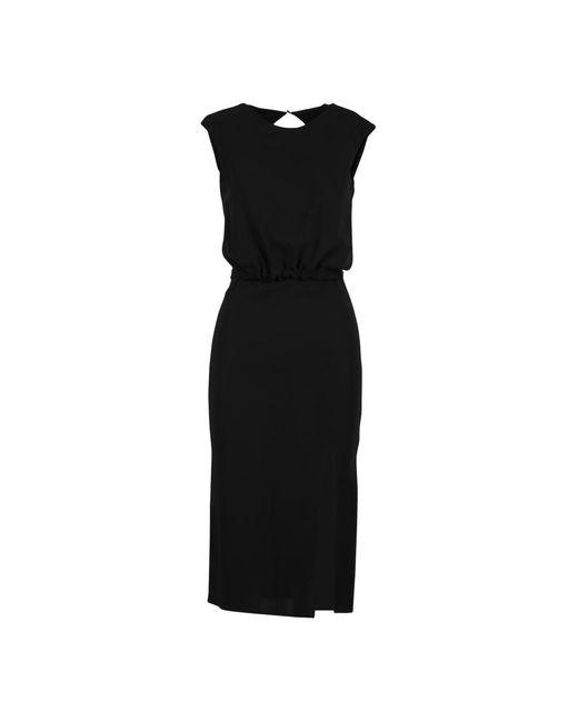 Ash Dress in het Black