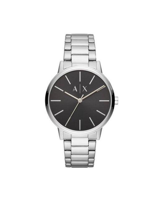 Armani Exchange Watch Ur - Ax2700 in het Gray voor heren