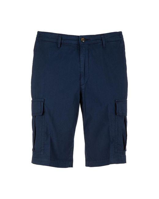 BRIGLIA Shorts in het Blue voor heren