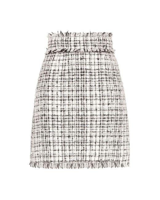 Skirt di Dolce & Gabbana in White