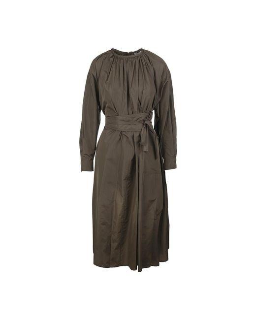 Max Mara Dress in het Brown