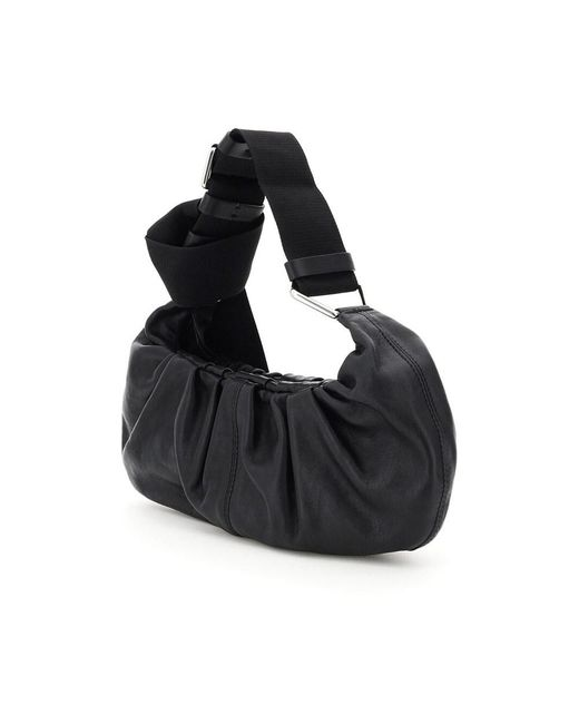 Ganni Bag in het Black