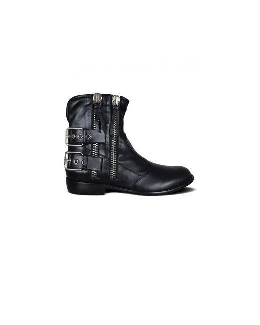 Giuseppe Zanotti Boots in het Black voor heren