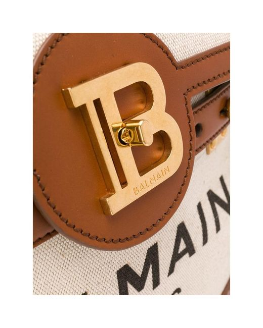 Bag Balmain en coloris Brown