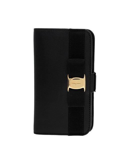 Ferragamo Iphone 11 Case in het Black