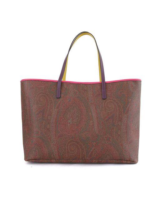 Bag di Etro in Brown