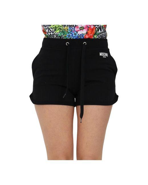 Moschino Shorts in het Black