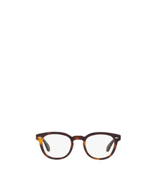 Oliver Peoples Glasses in het Brown