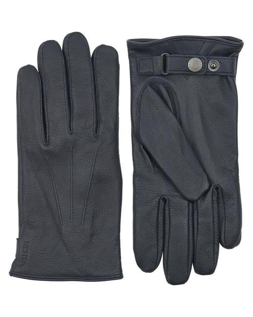 Hestra Handschoenen Eldner in het Blue voor heren