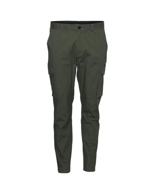 Clean Cut Pants in het Green voor heren
