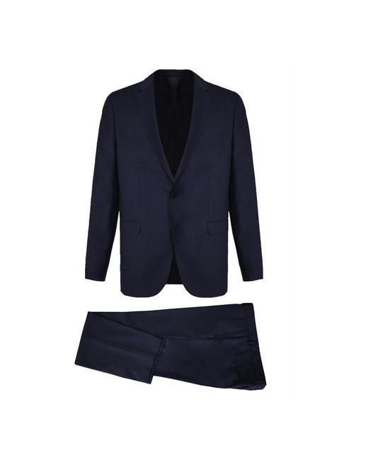 Suit BOSS by Hugo Boss pour homme en coloris Blue