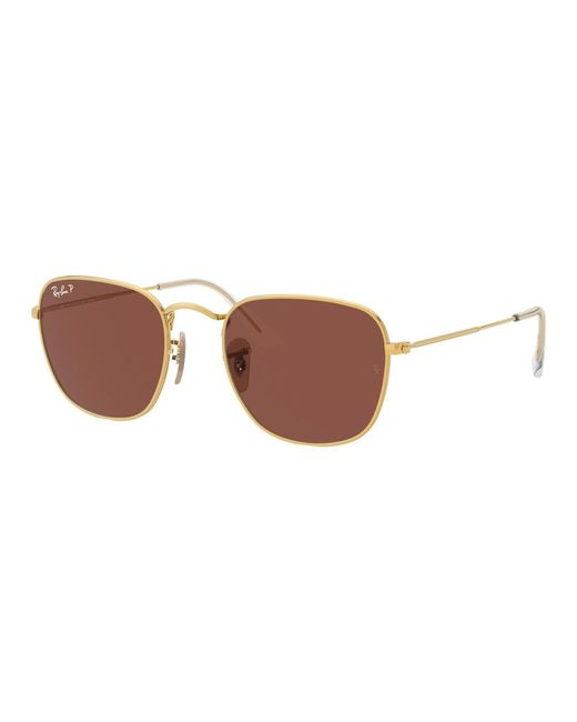 Ray-Ban Rb3857 Polarized in het Yellow