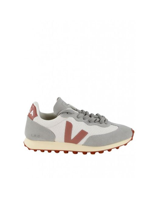 Veja Sneakers in het White