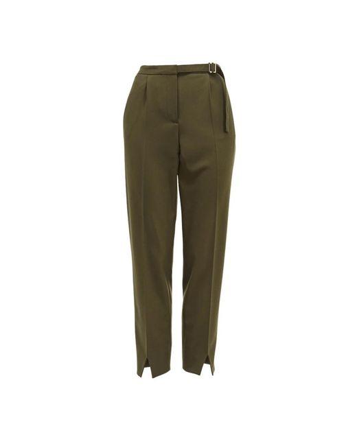 Ted Baker Belt Detail Tailored Trousers in het Green