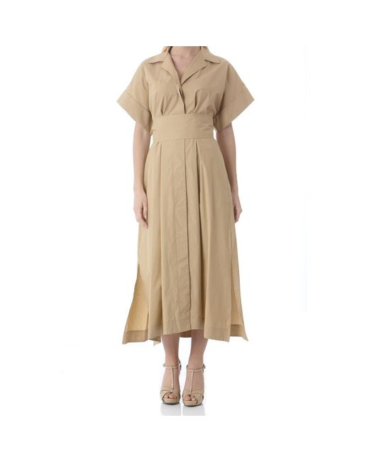 Jucca Dress in het Natural