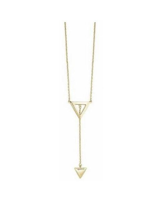 Guess Smykke - Ubn71534 Necklace in het Yellow