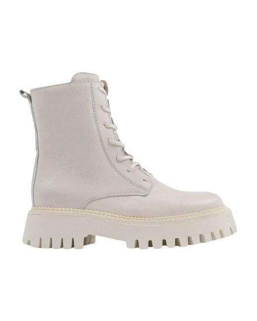 Bronx Boots in het Natural