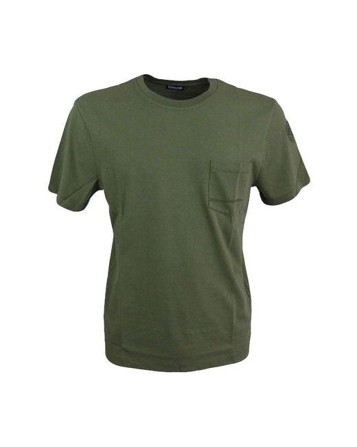Blauer T-shirt in het Green voor heren