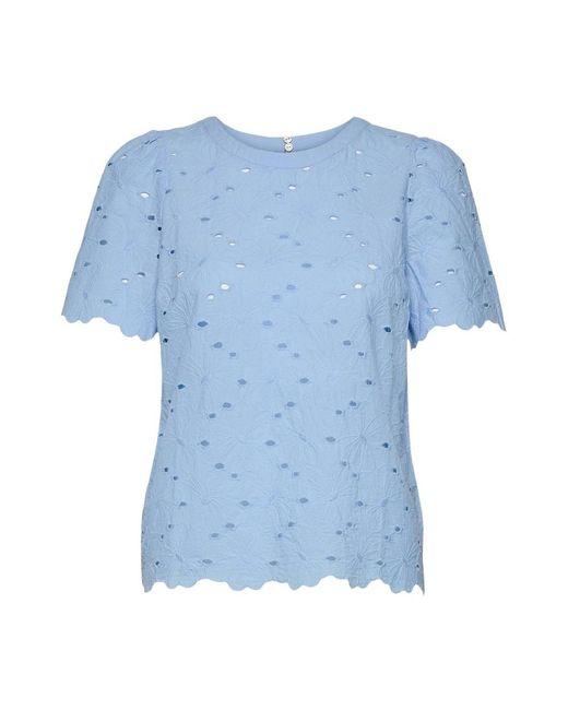 Lolly's Laundry Blouse in het Blue