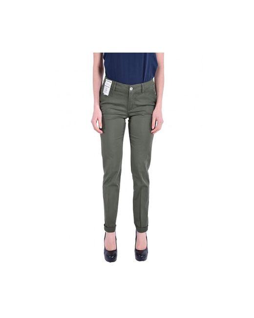 Re-hash Pantalone in het Green