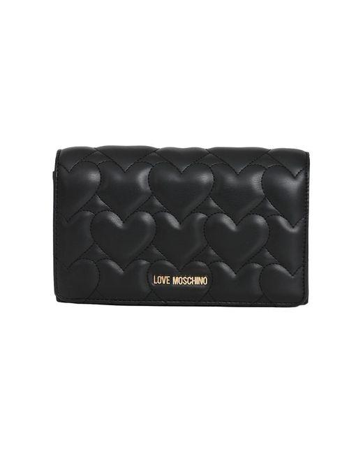 Bag di Love Moschino in Black
