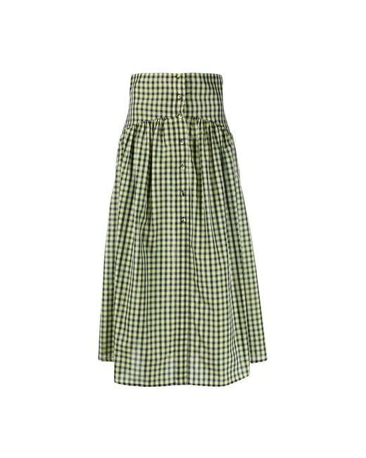 Philosophy Di Lorenzo Serafini Skirt in het Green