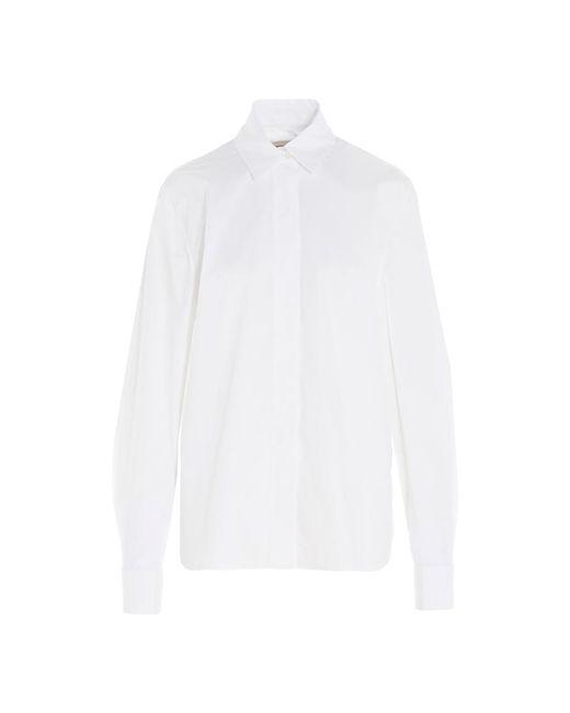 Alexandre Vauthier Shirt in het White