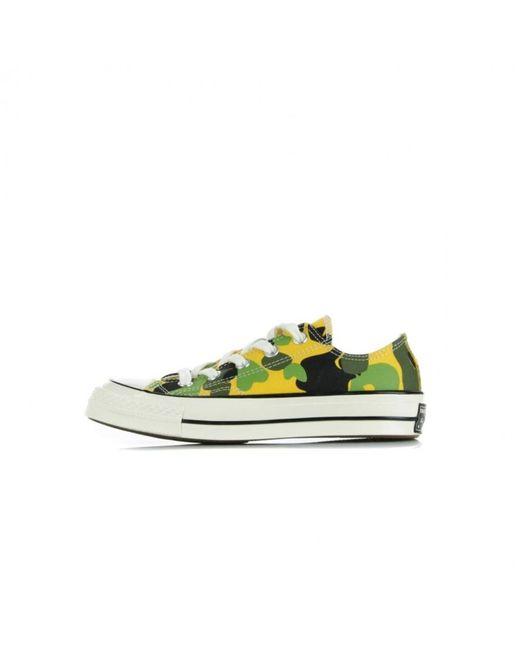 Converse Low Shoes Chuck 70 in het Green voor heren