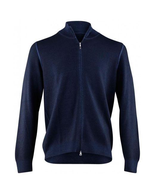 Sweatshirt 58196 22794 Gran Sasso pour homme en coloris Blue
