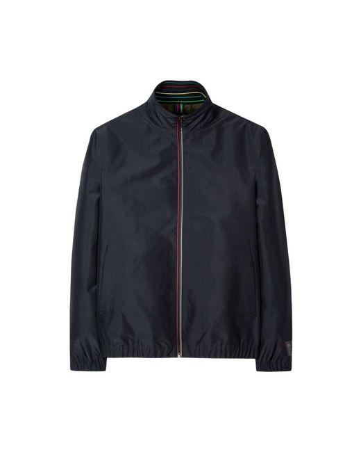 PS by Paul Smith Track Jacket in het Blue voor heren