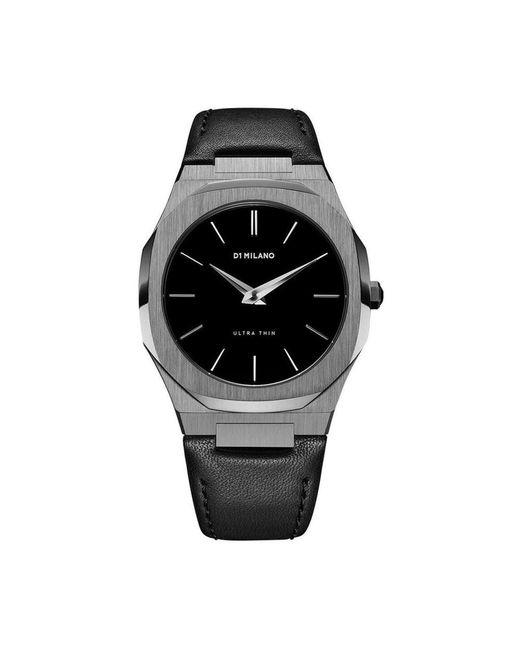 D1 Milano Watch D1-utlj02 in het Black voor heren
