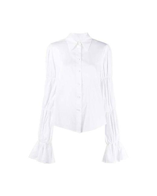 FEDERICA TOSI Shirt in het White