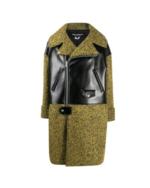 Junya Watanabe Coat in het Black