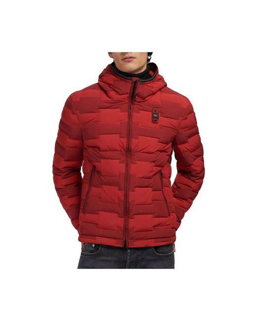 Blauer Randy Down Jacket in het Red voor heren