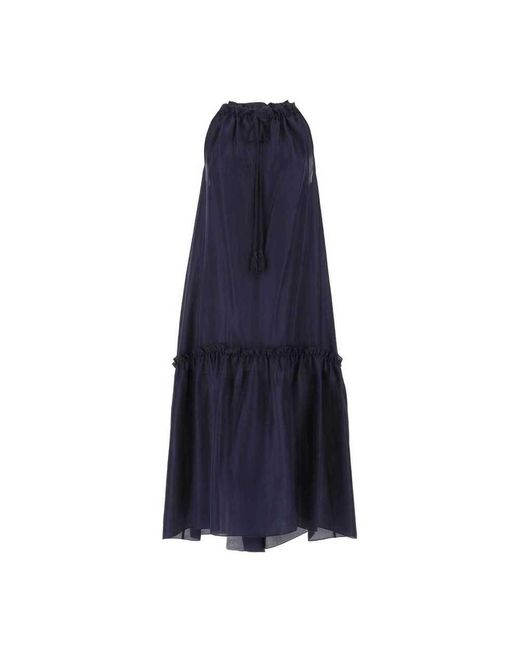 P.A.R.O.S.H. Dress in het Blue