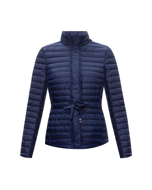 Quilted jacket di Michael Kors in Blue
